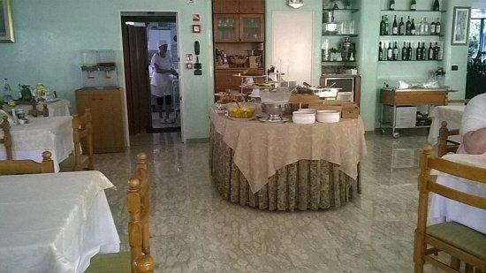 Hotel Hamilton: buffet colazione...bontà su bontà