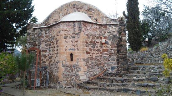Holy Monastery of Panayias Amirous
