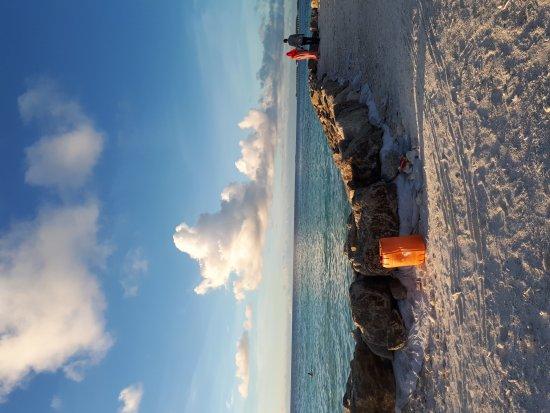 馬阿福夕島照片