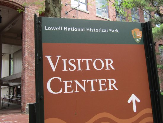 Lowell, MA: sign