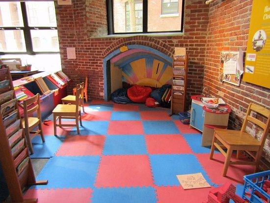 Lowell, MA: Play area