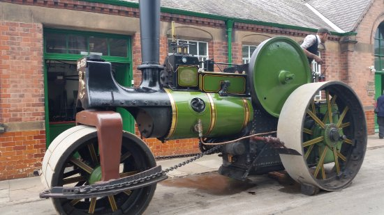 Abbey Pumping Station: Steam