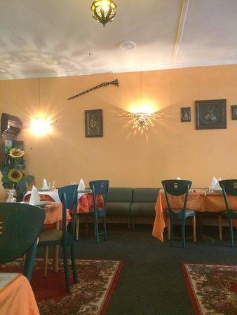 Noyant-de-Touraine, Γαλλία: La Soleil de Marrakech