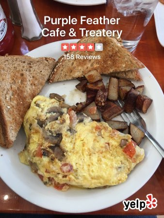 The Purple Feather Cafe & Treatery