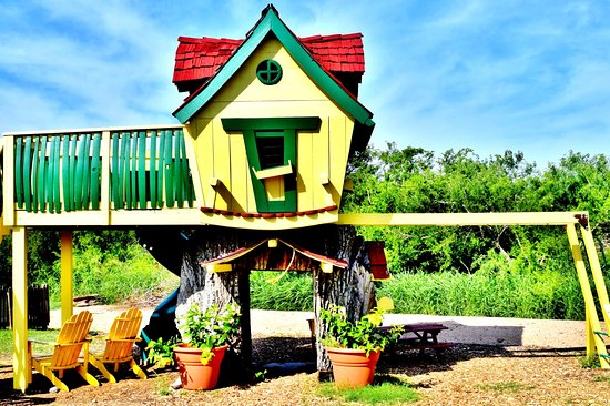 Called the Monkey House - playground for kids - Picture of South ...