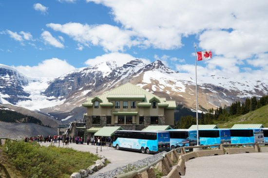 ‪Columbia Icefield Discovery Centre‬