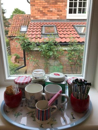Detached cottage with breakfast