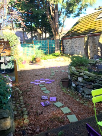 Newtonmore, UK: Pretty outdoor area