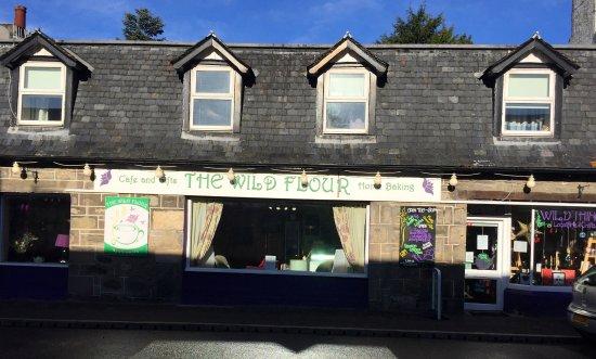 Newtonmore, UK: Wild Flour