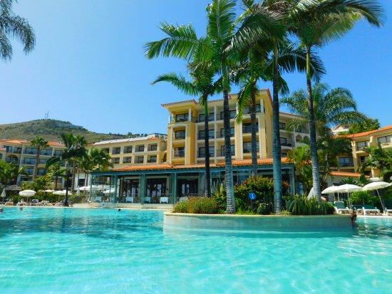 Porto Mare Hotel: Main Pool & Hotel