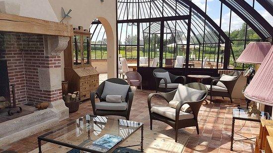 Leugny, Francia: l'orangerie