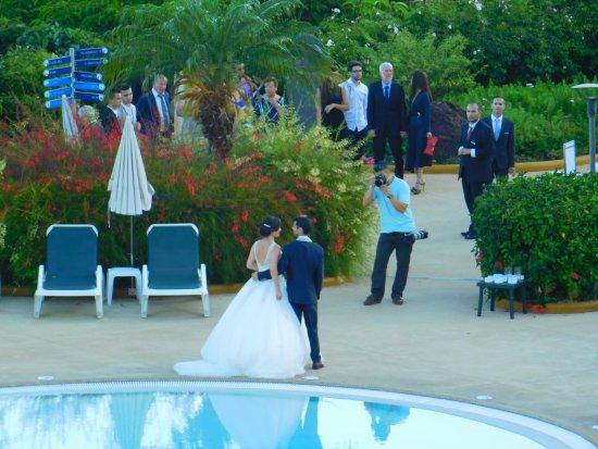 Porto Mare Hotel: Wedding take over the hotel
