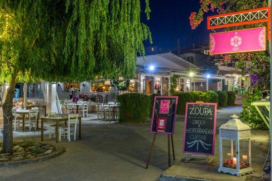 Zoupa Restaurant: Zoupa Greek And Mediterranean Cuisine