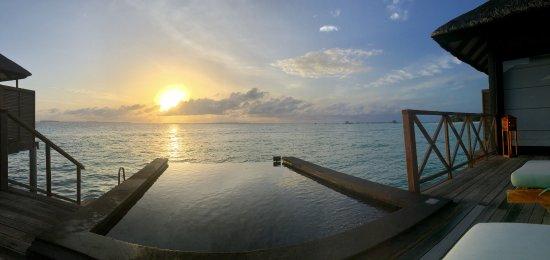 Manafaru Island: Water Villa