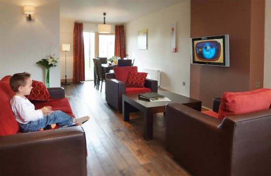 Enfield, Ireland: Self Catering Lodges
