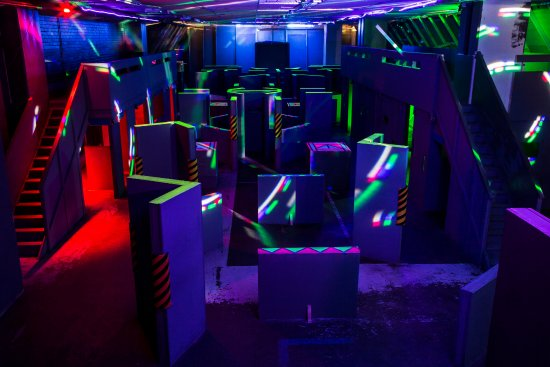 Star Command Laser Tag