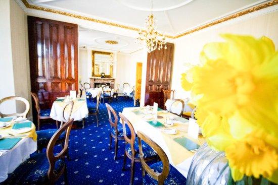 Taunton, UK: Breakfast Room