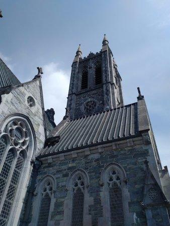 Kylemore, Irlandia: The chapel