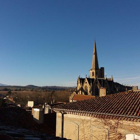 Cathedral de Mirepoix