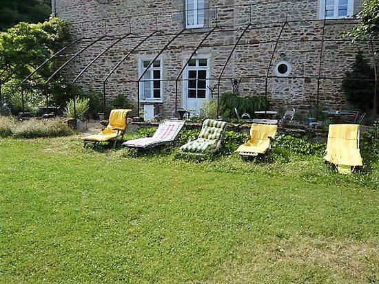 Belle-Isle-en-Terre, Francia: parc