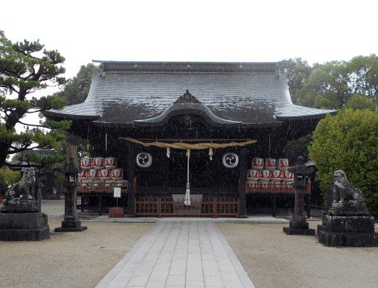 Daizen-ji Temple Damatare-gu