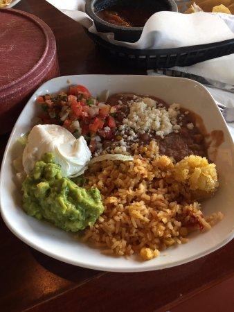 Maracas: Side Dish