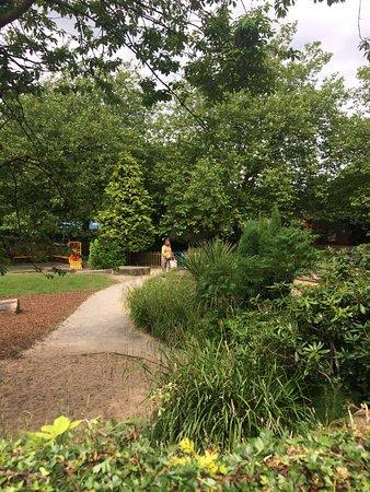 Chadderton, UK: Hall park