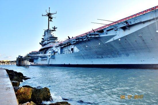 USS LEXINGTON 사진