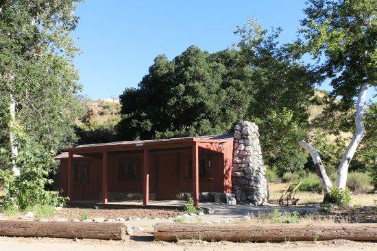 Newhall, كاليفورنيا: Walker Cabin