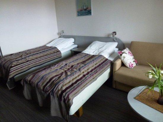 Skaidi Hotel: Double room