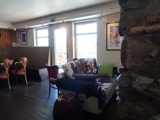 Skaidi Hotel: Lobby 1