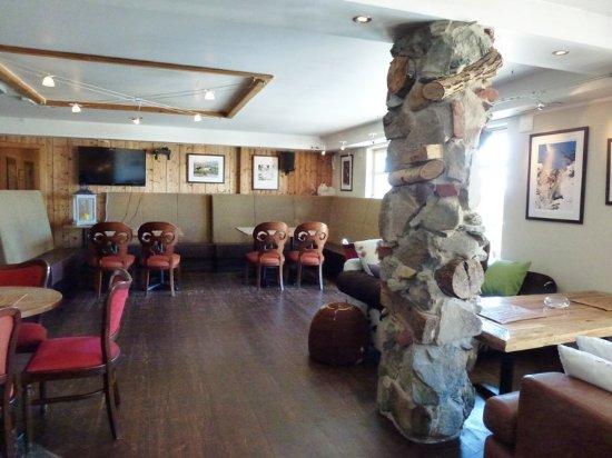 Skaidi Hotel: Lobby 2