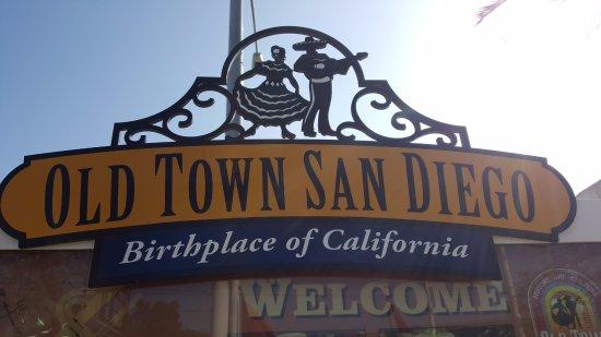 Quality Inn Chula Vista San Diego South: Nearby old town