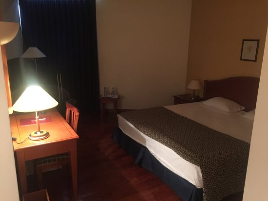 Hotel Central Parque : Vista do quarto