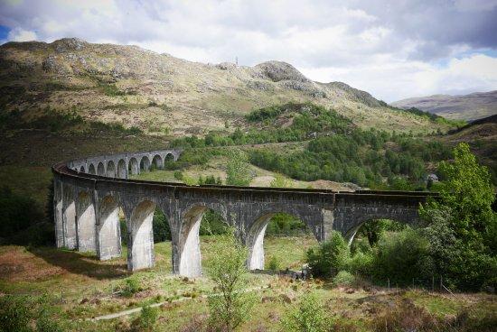 Glenfinnan, UK: Le viaduc