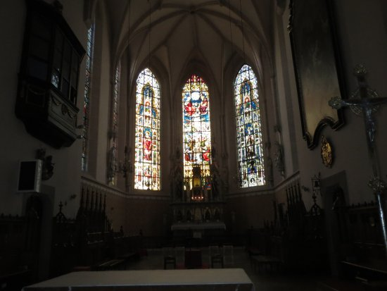 Parish Church St. Stephan, Baden