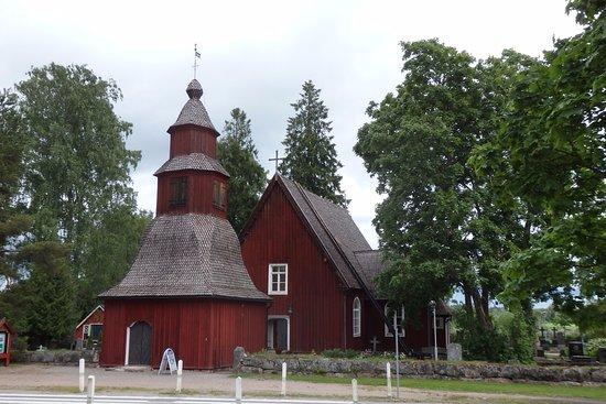 Sammatin kirkko, Sammatti Church