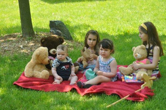 Richmond Hill, Canada: Teddy Bear Picnic!
