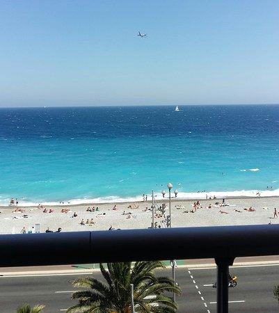 Foto de Radisson Blu Hotel, Nice
