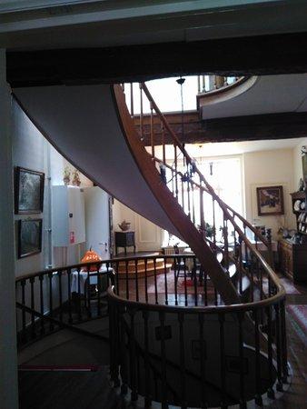 Verdi B&B: le hall d'entrée 1 etage