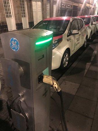 Zocalo: ELECTRIC TAXIS