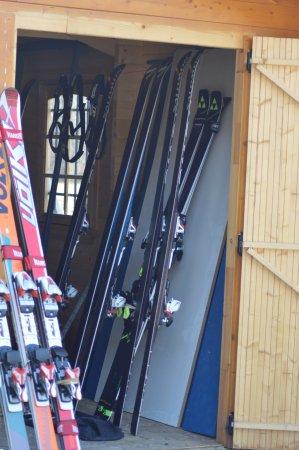 Sainte-Marie-de-Cuines, فرنسا: skicross HIVER 2017-2