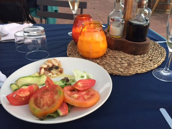 Tagamanent, İspanya: Los tomates... UUmmmmm !!!!