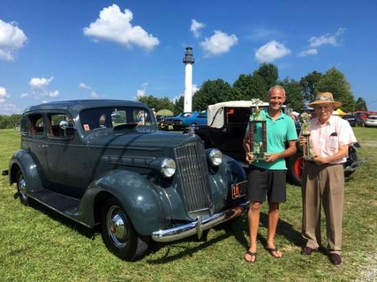 Mount Nebo, WV: 2016 Summersville Lake Lighthouse Festival & Lighthouse Best of Show