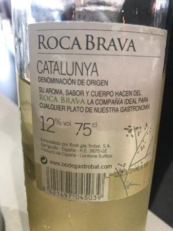 Сан-Себастьян-де-лос-Рейес, Испания: White wine
