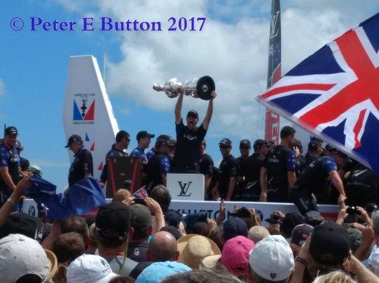 Sandys Parish, Bermuda: America's Cup 2017 - Bermuda