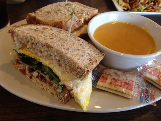 Richardson, TX: Sandwich & soup