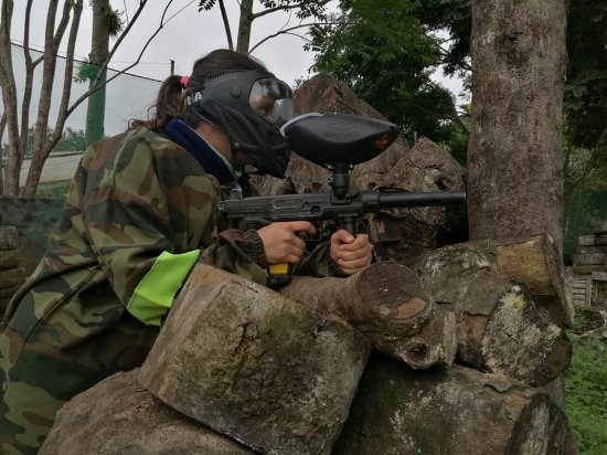 Сан-Рамон, Коста-Рика: Territorio Paintball