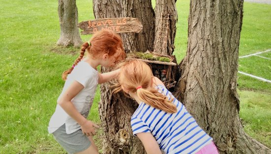 Lindsay, Kanada: The fairy garden is a sight to see for all ages!
