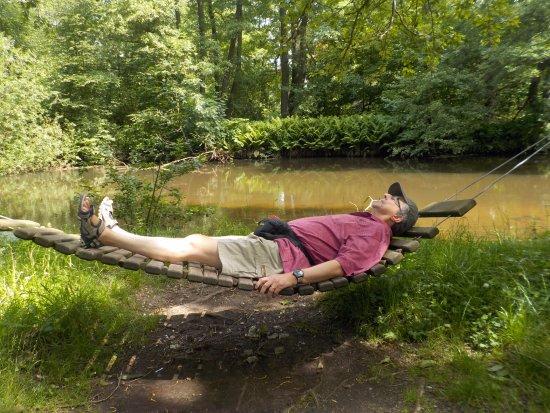 Bad Bevensen, Germany: Ruhe im Park